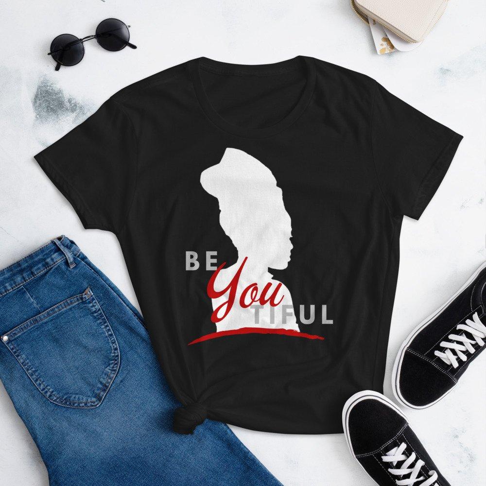 Beyoutiful Black Shirt