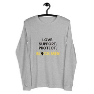 Love. Support. Protect. Black Men