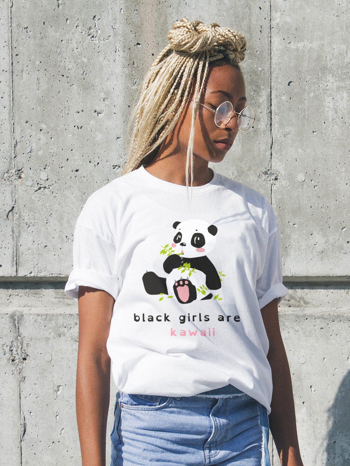 Black Girls are Kawaii model