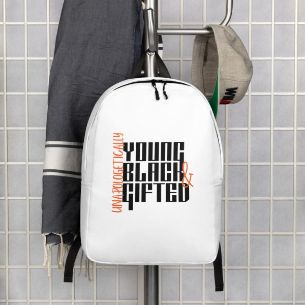 Unapologetically Young Black & Gifted backpack