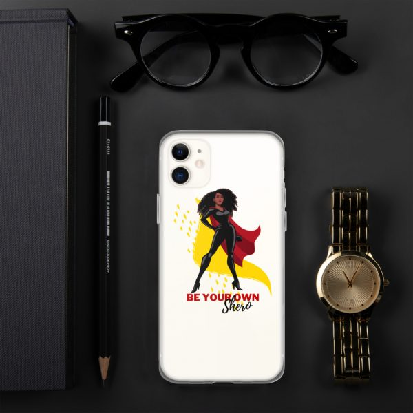 Be your own hero iPhone 11 case