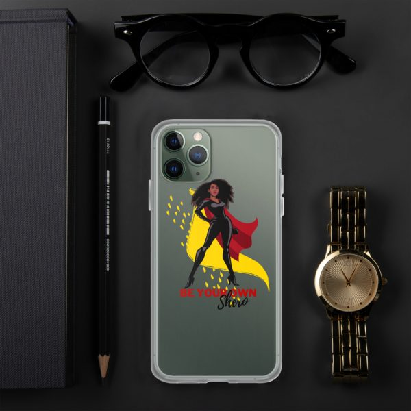 Be your own hero iPhone 11 pro case
