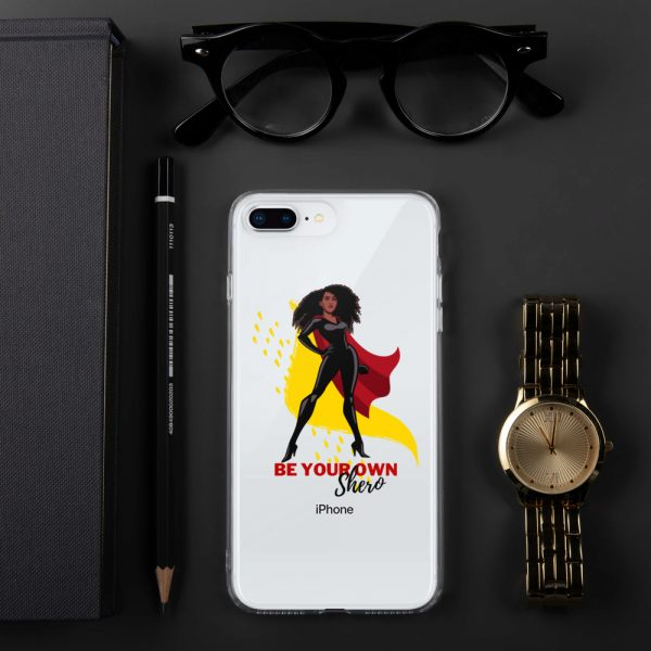 Be your own hero iPhone 7 plus/8 plus case